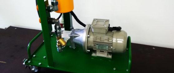 Wózek filtracyjny FAH-16