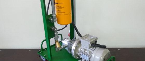 FAH-16 – Mały agregat filtracyjny