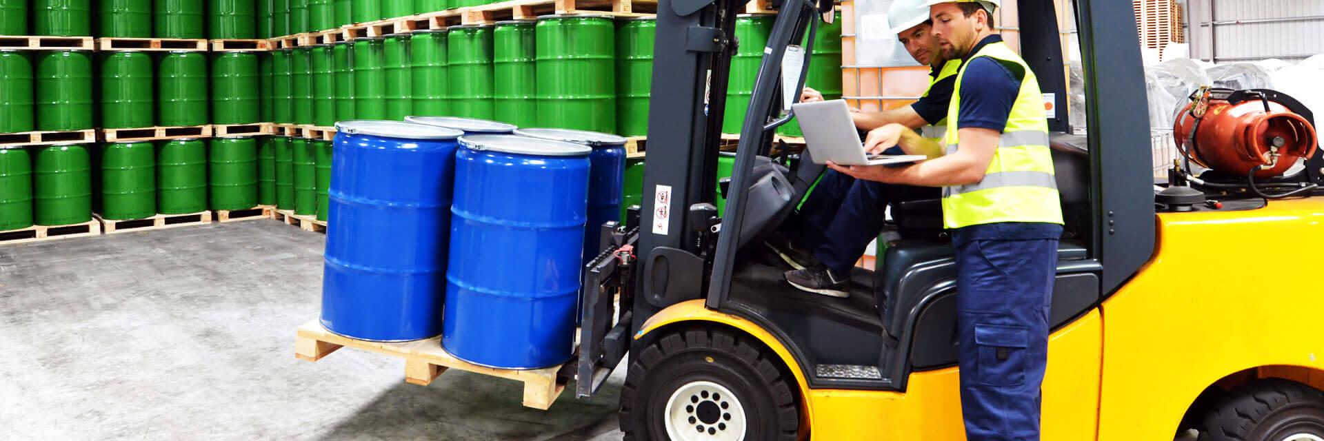 Dostawy środków smarnych oraz materiałów i komponentów do procesu utrzymania ruchu