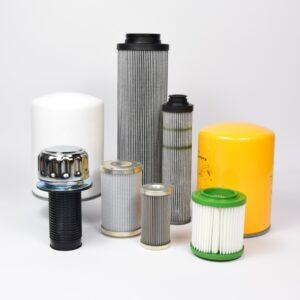 Filtry i wkłady filtracyjne